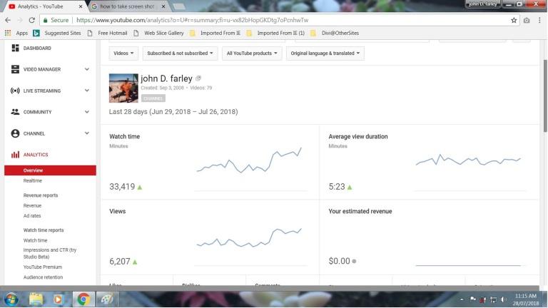 youtube screen shot1