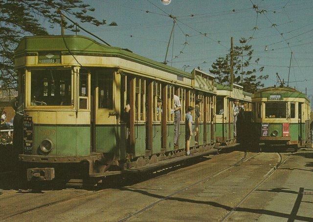 Toast Rack Tram
